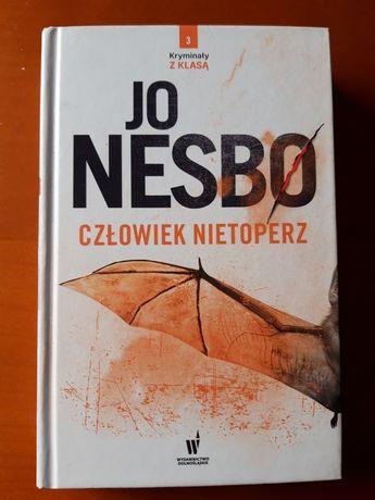 """""""Człowiek nietoperz"""" Jo Nesbo"""