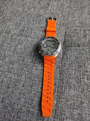 Zegarek PERFECT pomarańczowy pasek