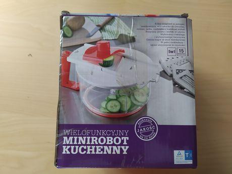 Wielofunkcyjny minirobot kuchenny