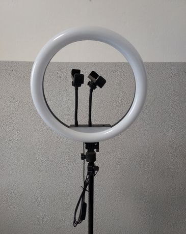 Lampa pierscieniowa Ring 14cali 60w stawtyw