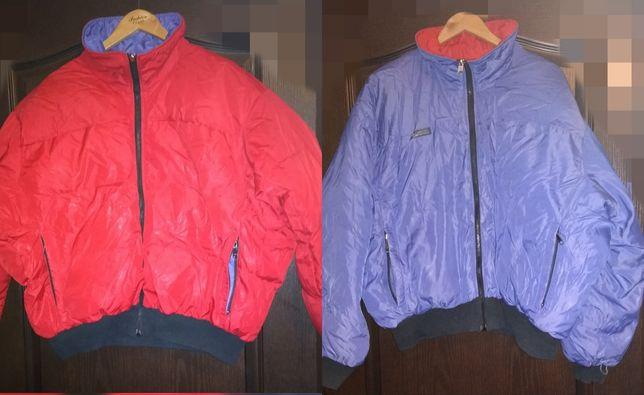 Куртка пуховик XL (подростковая на мальчика)