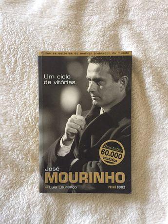 Livro - jose mourinho
