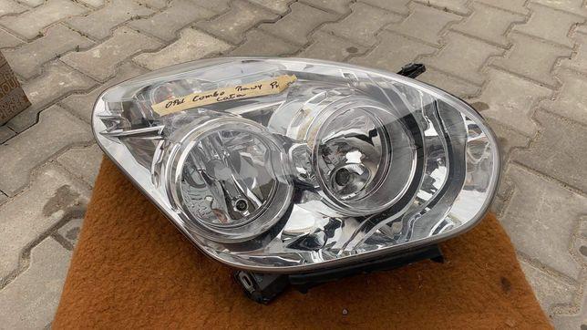 Lampa Opel Combo d