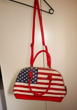 Torebka flaga USA