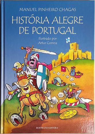 Livro - História Alegre de Portugal