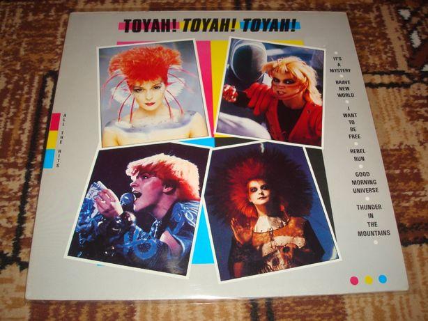 Płyty winylowe Toyah- Toyah! Toyah! Toyah!
