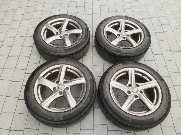 "FELGI aluminiowe Audi 16""  + Opony Michelin Premacy 4 205/55 R16"