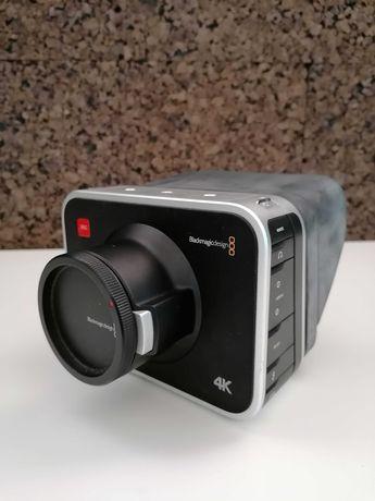 Blackmagic 4k cinema camera