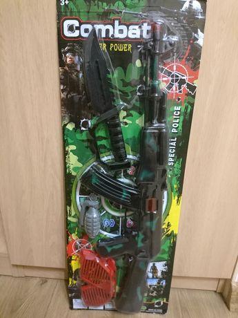 Игровой набор полицейского, детское оружие,игрушечный пистолет