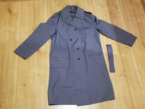 Płaszcz wojskowy.