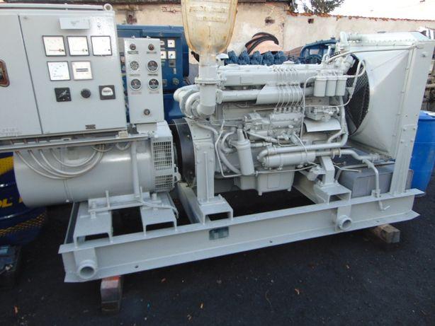 Agregat Prądotwórczy 100 kw 125 kva Bez Silnika A 280 Mez Frenstat