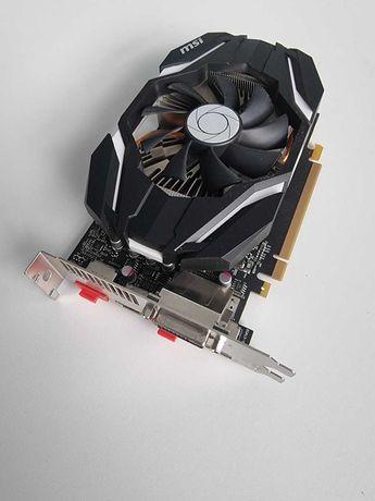 Karta graficzna NVIDIA GeForce MSI GTX 1060 6Gb GDRR5 MONO FAN
