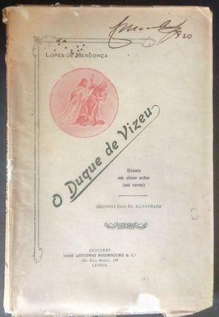o duque de vizeu / Lopes de Mendonça
