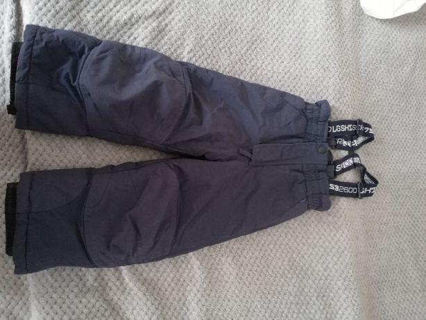 Spodnie narciarskie rozm 104