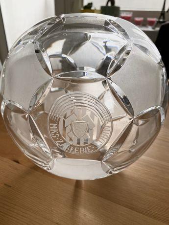 Krzyształowa piłka Zagłębie Lubin