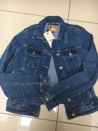 Kurtka jeansowa 34 Only NOWA