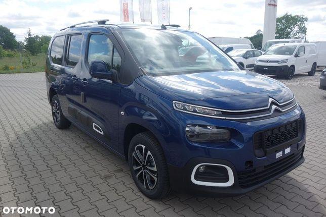 Citroën Berlingo 1.5 Bluehdi 130km, Czujniki Przód I Tył,Kamera