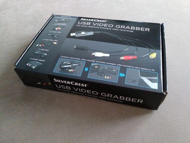 USB Video Grabber SVG 2.0 A3 - do przegrywania kaset VHS na komputer