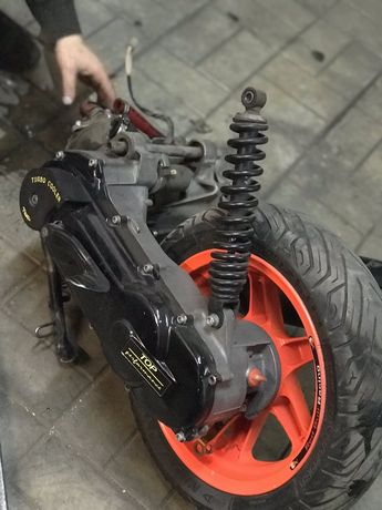 Выездной ремонт мотоциклов скутеров