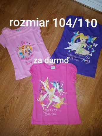 Bluzeczki księżniczki 104,110