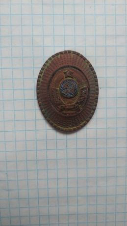 Миліцейська Кокарда СССР 1915 Р