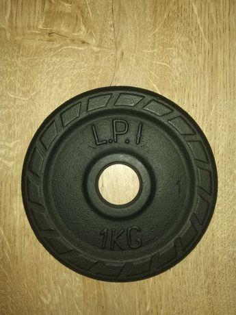 Obciążenie żeliwne 1 kg