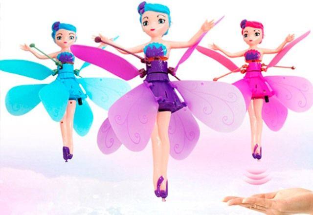 Летающая кукла фея Flying Fairy,Игрушки
