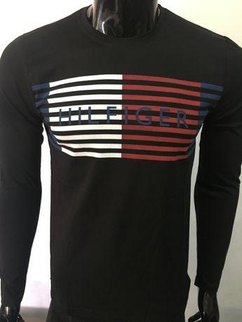 Koszulka z długim rękawem Tommy Hilfiger, Calvin Klein, Armani
