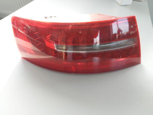Оригінальний зовнішній лівий ліхтар LED AUDI A6 C6 рестайлінг седан.