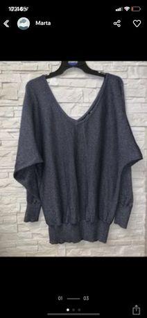 Swetr srebny 15zl