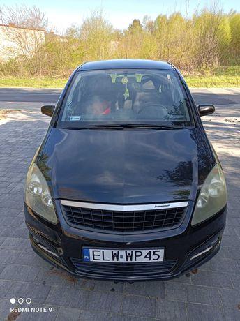 Opel Zafira 2006 r. 1.8 benzyna