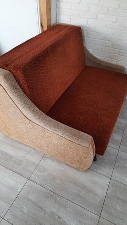 Sprzedam rozkładany duży fotel