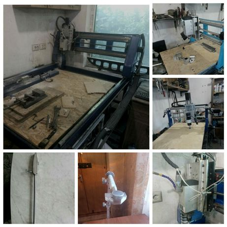 Услуги по изготовлению и ремонту станочного оборудования
