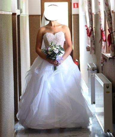 Suknia ślubna Annais Bridal SPECTA - biała