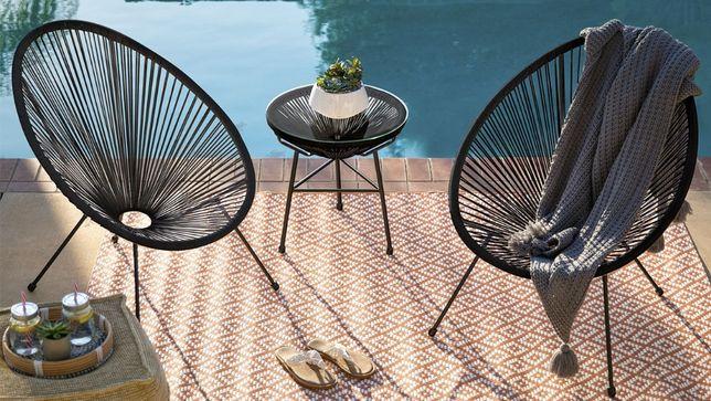 Набор садовой мебели Acapulco Ubberup 2 + 1