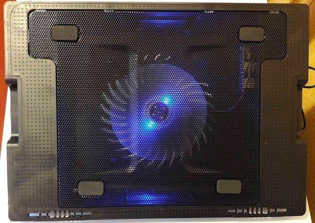 Охлаждающая Подставка для Ноутбуков от 9 до 17 дюймов