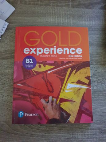 Gold Experience Student's book