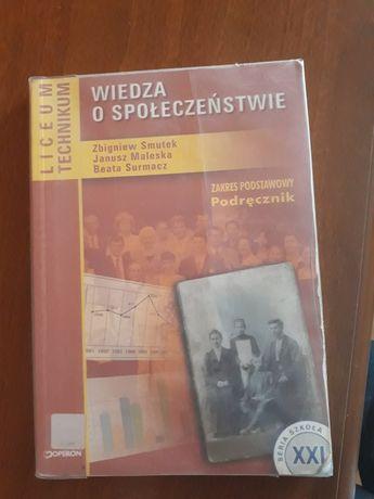 Wiedza o społeczeństwie - Zbigniew Smutek