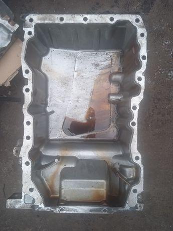 Поддон двигателя Jeep cherokee kl 3.2
