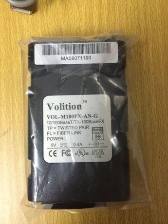 Media Converter 3M Volition 10/100 Base T/TX Auto, 100 Base FX, 1300nm