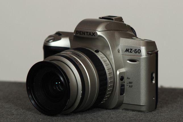 Aparat Pentax MZ-60 z obiektywem 35-80