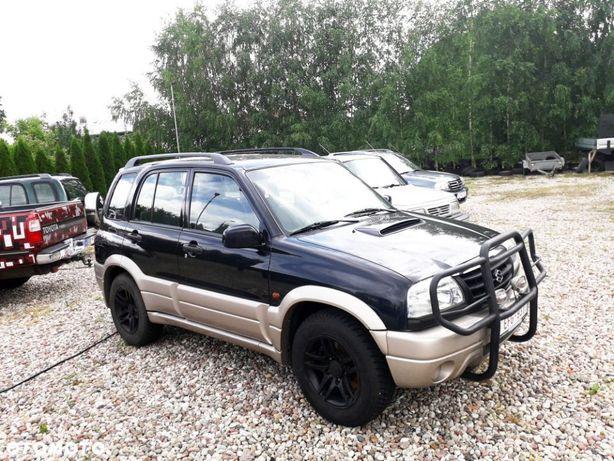Suzuki Grand Vitara 1997 diesel HDI 4x4 Hak . JEDYNY ZOBACZ , Klimatyzacja. ZDROWA RAMA