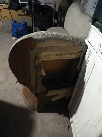 Мягкий уголок под реставрацию