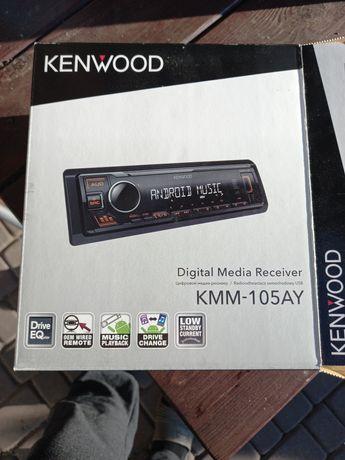 Radio Kenwood KMM-105AY