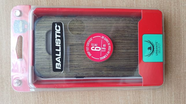 Ballistic etui, pokrowiec, futerał telefon S7 EDGE SM-G935 F + gratis