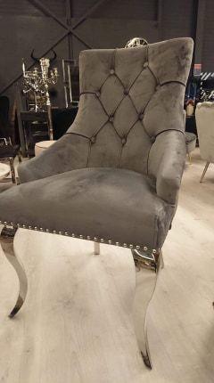 Krzesło GLAMOUR dostępne od ręki Poznań - image 1