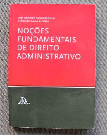 Manual Noções Fundamentais de Direito Administrativo