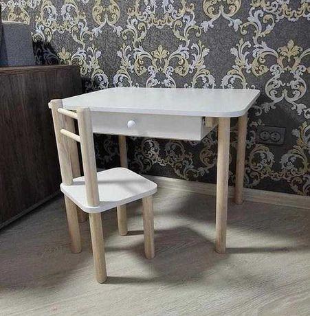 Стіл і стілець дитячий 1-6 років .Дитячі меблі