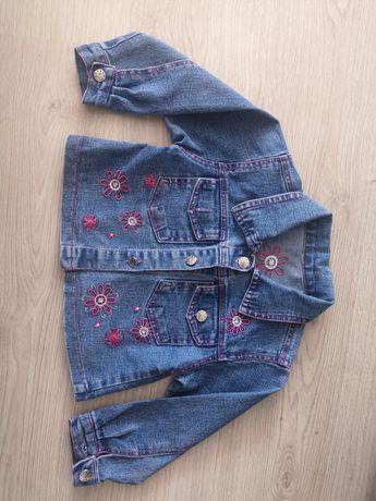 Kurteczka /bluza jeansowa 98-104