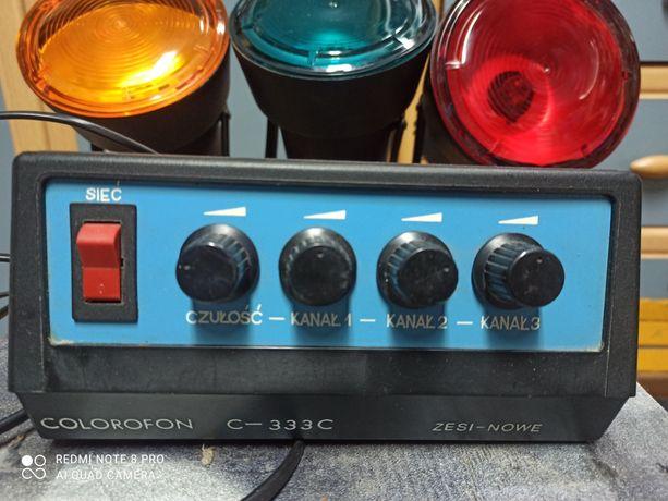 Colorofon C - 333C pamiątka prl